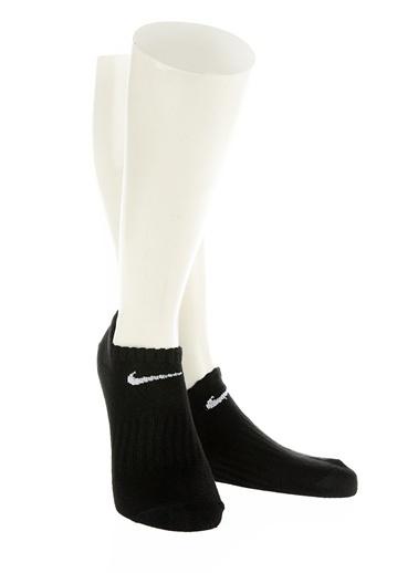 Nike Spor Çorap | 6'lı Paket Siyah